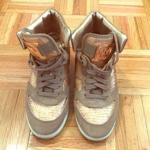 Michael Kors Wedge heel Sneakers - Size 9